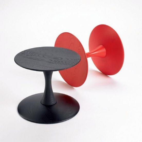 Dansk design fra Ditzel i børnehøjde
