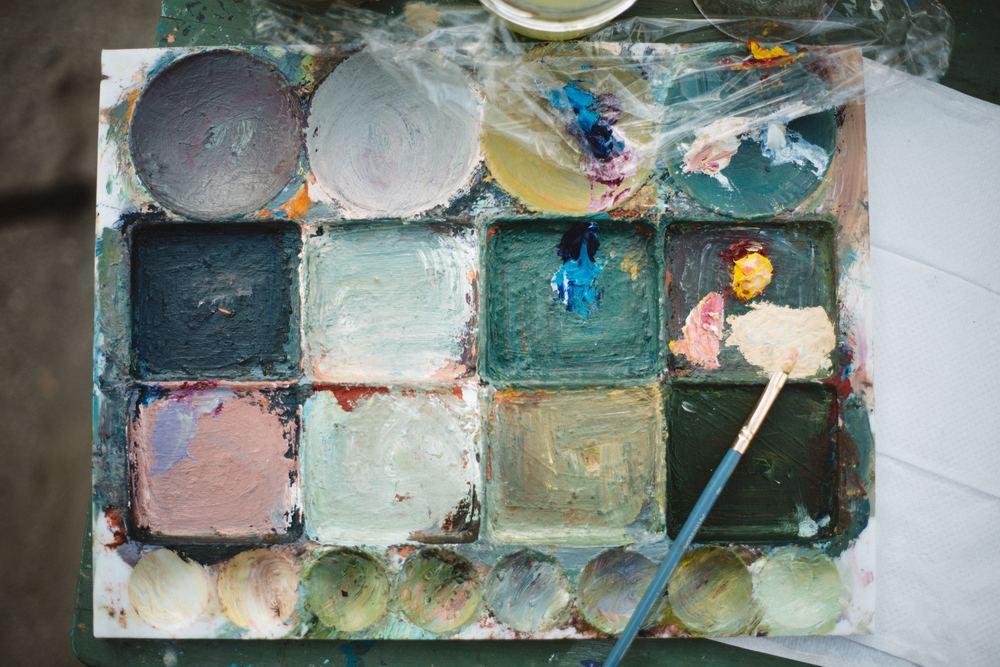 Dette skal der være tjek på, når en maler pakker sammen for dagen